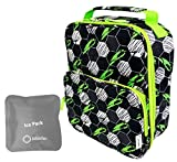 Best Lunch Boxes For Kids - Lunch Box for Boys with Ice Pack, Insulated Review