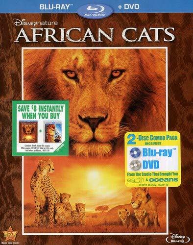 Disneynature: African Cats [Edizione: Stati Uniti]
