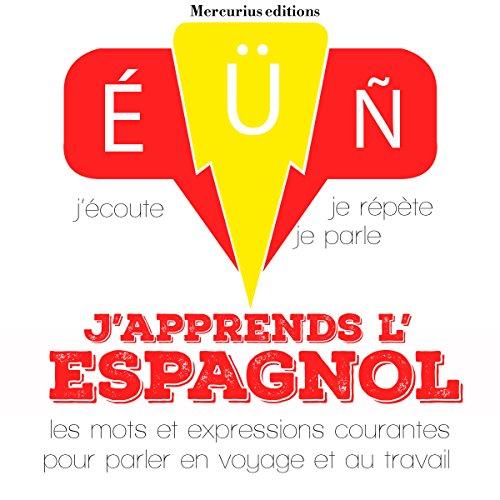 Couverture de J'apprends l'espagnol