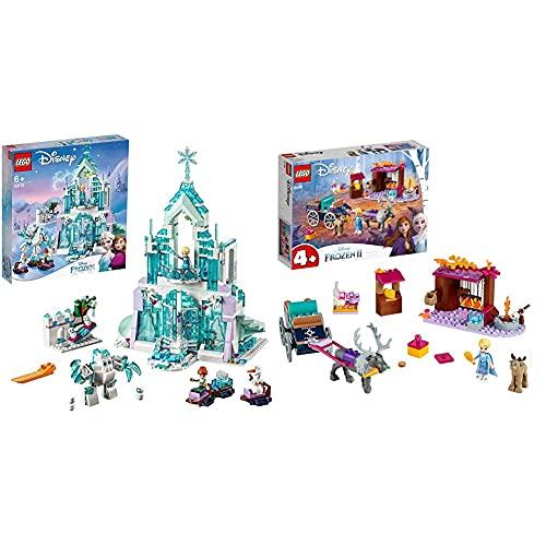 lego frozen magico castello di ghiaccio LegoPrincessIlMagicoCastelloDiGhiaccioDiElsa