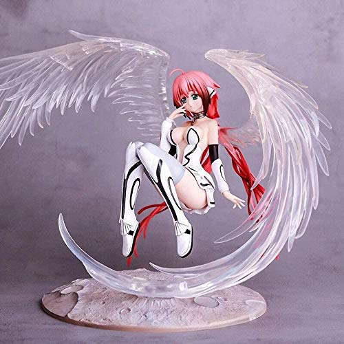 LUALU Anime Action Figures Sora No Otoshimono Icarus Hands-On Figure Model Doll Ornaments Second Element Gift Miniature Figures Doll Collection Gift 23 cm
