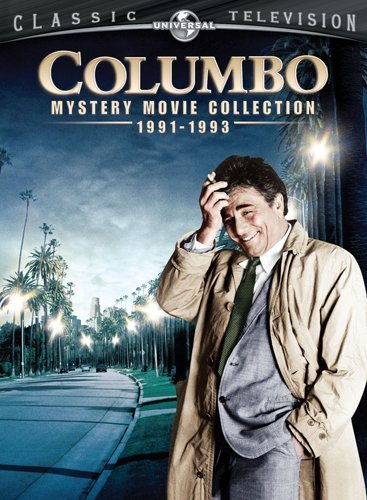 Columbo: Mystery Movie Collection 1991-1993 [DVD]