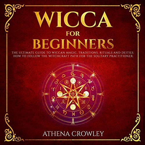 Wicca for Beginners  By  cover art