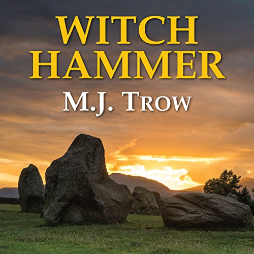 Witch Hammer audiobook cover art