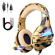 Comfortable PS4 Gaming Headset, Professional 3.5mm Headset with Rotatable, Noise Reduction Mic for PS4 *FREE POSTAGE*