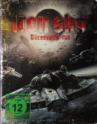 Iron Sky (Director´s Cut) (Limited Steelbook) gebraucht kaufen  Wird an jeden Ort in Deutschland