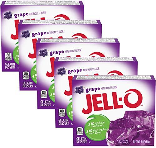 Jell-O Grape Mix