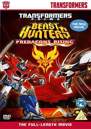 Transformers Prime Beast Hunters - Predacons Rising [DVD] [Reino Unido]