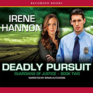 Deadly Pursuit                   By:                                                                                                                                 Irene Hannon                               Narrated by:                                                                                                                                 Brian Hutchison                      Length: 10 hrs and 29 mins     265 ratings     Overall 4.5
