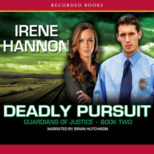 Page de couverture de Deadly Pursuit