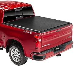 Gator ETX Soft Roll Up Truck Bed Tonneau Cover | 137245 | Fits 2019 - 2021 New Body Style GMC Sierra 1500 & Chevrolet Silverado 1500 5' 10