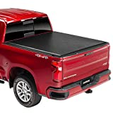Gator ETX Soft Roll Up Truck Bed Tonneau Cover | 53110 | fits 14-18, 2019 GMC Sierra Limited/Chevy Silverado 1500 Legacy , 6.6' Bed | Made in the USA
