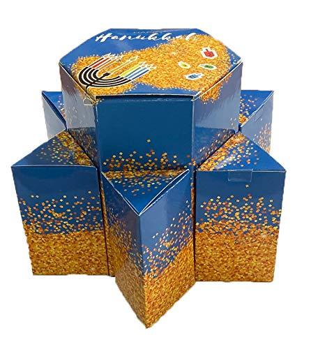 Hanukkah Star of David Treat Box