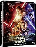 Star Wars: El despertar de la fuerza (Edición remasterizada) - Steelbook 2 discos (Película + Extras) [Blu-ray]