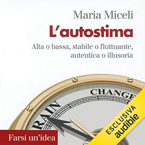 L'autostima cover art