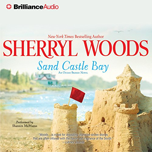 Sand Castle Bay audiobook cover art