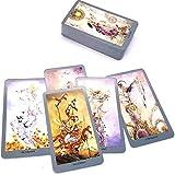 LHJY Shadowscapes Tarot Cards, 78Pcs / Set Full English Version Divertido Juego De Mesa Familiar, Jugando A Las Cartas Juegos De Fiesta (2 Juegos)