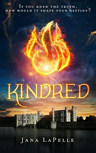 Kindred: Book 1 A Realms of the Otherworld Book (Realms of the Otherworld Book Series)