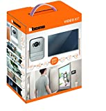 BTicino 317013 Kit Videocitofono 2 Fili Finitura Specchio Mono/Bifamigliare, Display 7 pollici a...