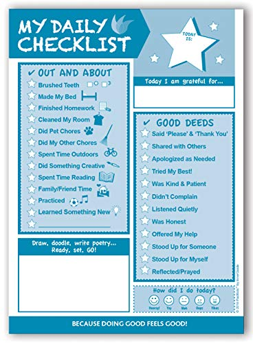 Top 10 best selling list for daily cleaning checklist for child care center