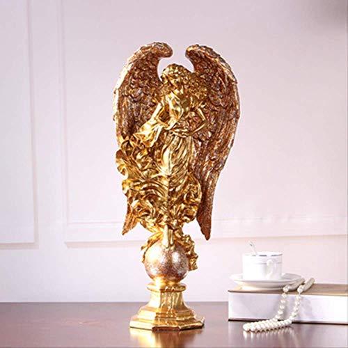 Decoratief object voor thuis Europese Griekse Engel Decoratie Woonkamer TV-kast Personages Ambachten Bruiloft Nieuwe Huis Verjaardagscadeau