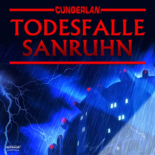 Todesfalle Sanruhn audiobook cover art