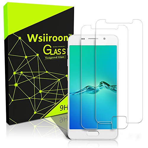 mmobiel front glass replacement compatible with samsung galaxy a3