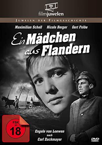 Ein Mädchen aus Flandern (Engele von Loewen) - nach Carl Zuckmayer, mit Maximilian Schell (Filmjuwelen)