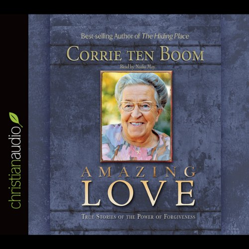 Amazing Love audiobook cover art