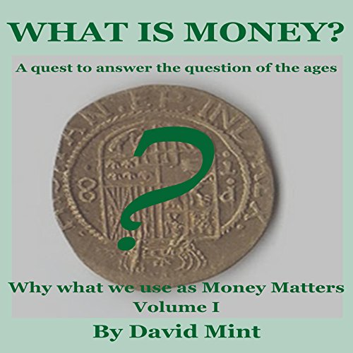 What Is Money? audiobook cover art