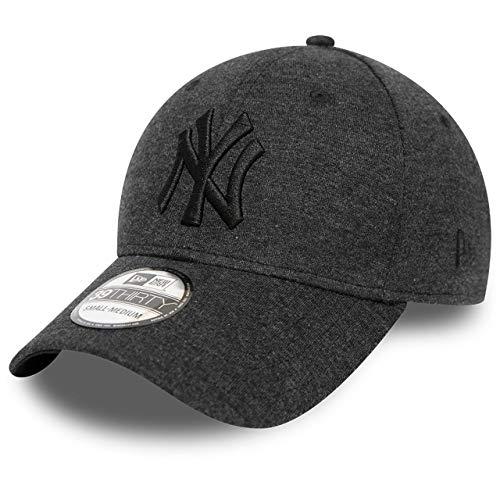 New Era 39Thirty Cap Jersey New York Yankees schwarz - XS/S