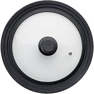 sans trous Ibili 715737 Couvercle /à usage multiple 37 cm en Inox