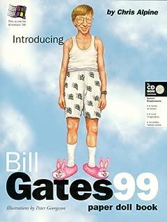 Bill Gates 99: A Paper Doll Book