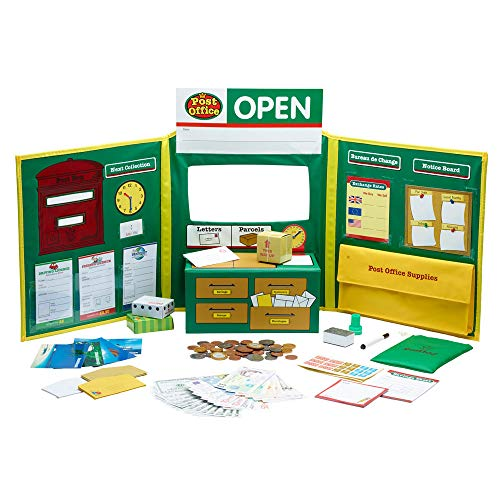 Learning Resources Pretend and Play Post Office, used for sale  Delivered anywhere in UK