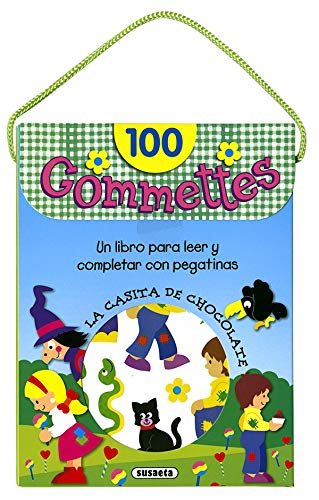 La casita de chocolate (100gommettes)