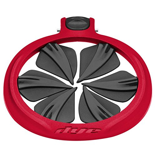 Dye Paintball Zubehör Rotor R2 Quick Feed, Rot Schwarz, one size