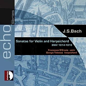 Bach: 6 Violin Sonatas, BWV 1014-1019
