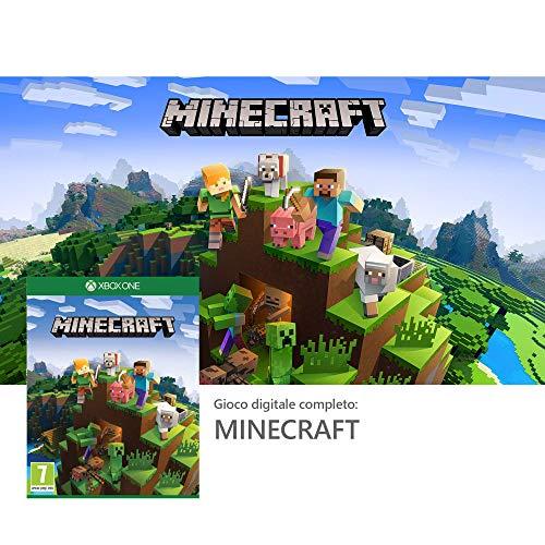 Xbox One S 1TB All Digital Edition Console + 1 Mese Xbox Live Gold + 3 giochi