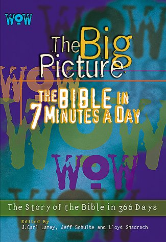 WOW: The Big Picture - The Bible in 7 Minutes a Day