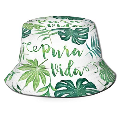 Sombrero de Playa clásico con Gorra de Cubo de Verano...