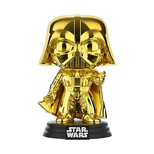 Funko Figura Pop Darth Vader Gold - Star Wars