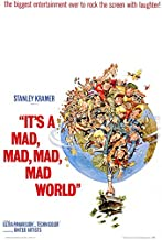 It's a Mad Mad Mad Mad World POSTER Movie (27 x 40 Inches - 69cm x 102cm) (1970)