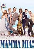 ZHAOMU-Puzzle De 1000 Piezas: (Mamma Mia! Posters De Películas) Rompecabezas De Descompresión Para Adultos, Decoración Del Hogar, Regalo De Boda, Regalo De Cumpleaños 75 × 50Cm
