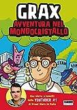 Avventura nel mondocristallo: Una storia a fumetti dallo YOUTUBER #1 di Brawl Stars in Italia