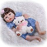 Alian Prinzessin mädchen Puppe handgemachte ganzkörper silikon Bebe Puppe Reborn Baby Puppen...