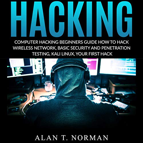 Computer Hacking Beginners Guide cover art