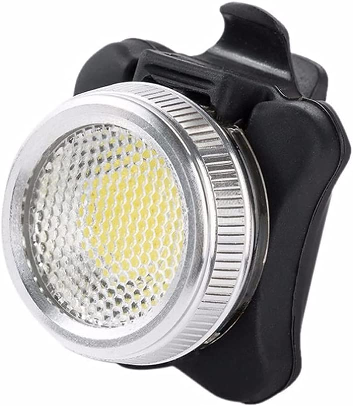 USB New York Mall Rechargeable Bike Tail Fort Worth Mall Light Bright Rear Super Bicycle LED