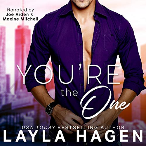 You're the One audiobook cover art