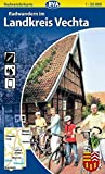 Radwanderkarte BVA Radwandern im Landkreis Vechta 1:50.000, reiß- und wetterfest, GPS-Tracks Download (Radwanderkarte 1:50.000)
