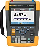 Fluke Scope metros 60MHz Color Fluke 190–062/S 625mws/S con SCC Kit de osciloscopio...
